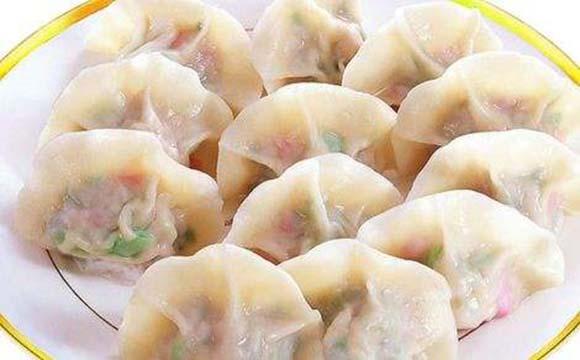 冬至节气关于饺子的广告文案分享