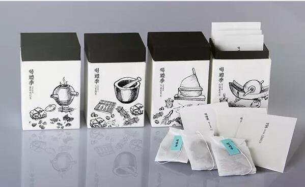 包装设计元素如何提取?