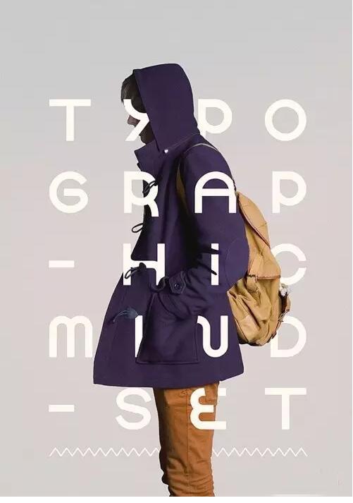 设计|简易意境商业海报设计素材分享