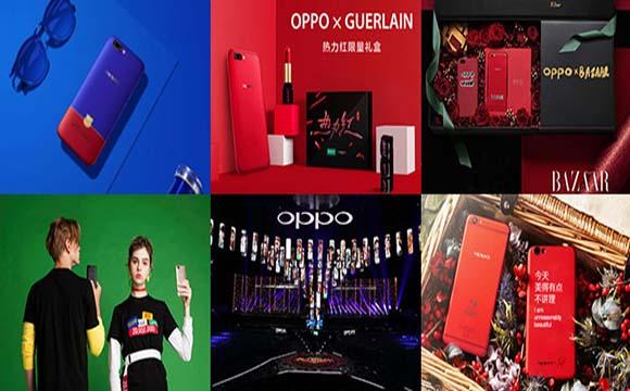 回顾OPPO手机实现逆境生长品牌营销之路