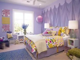 儿童房的创意设计,让孩子喜欢上新房间