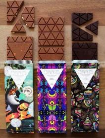 创意设计|让人眼前一亮的巧克力包装设计