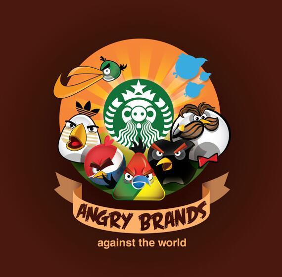 游戏元素融入品牌logo发生的化学反应