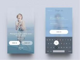 UI界面设计素材来一波