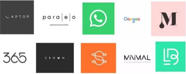 极简:极简化设计看到这多大品牌都不约而同地极简化了自己的logo,其趋势已不言自明。