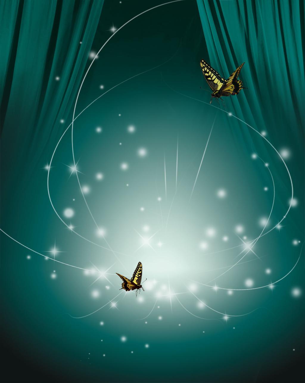 蝴蝶元素广告宣传单背景免费下载 背景      蝴蝶 宣传单 元素 蝴蝶图片