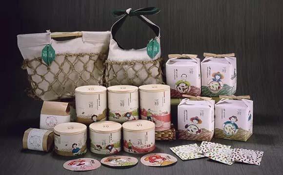 台湾地区茶品牌策划案例