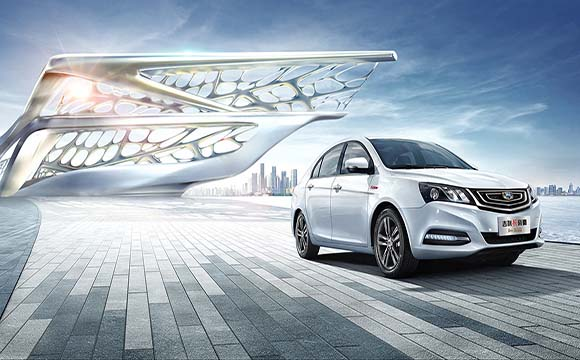 汽车品牌营销案例-吉利帝豪